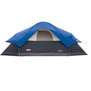 Coleman 8-Person Red Canyon Tent Review