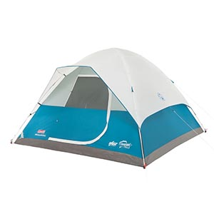Coleman Longs Peak 6-Person Camping Tent Review