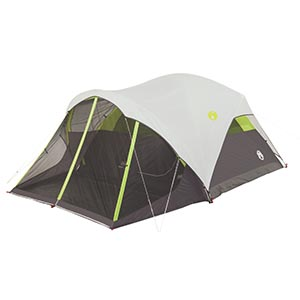 Coleman Steel Creek 6 Person Campnig Tent Review