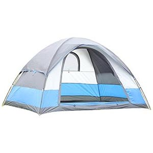 SEMOO Water Resistant 5 Person tent review