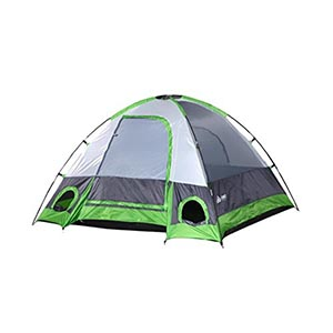 SEMOO Water Resistant D-Style Door, 4-Person tent review