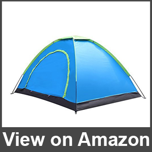 Techcell 2 Person Tent Camping Instant Tent