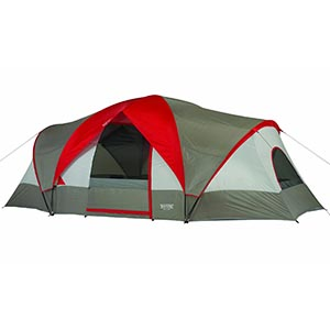 Wenzel Great Basin 10 Person Tent Review