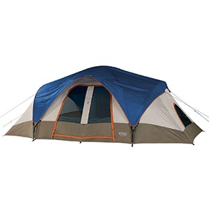 Wenzel Great Basin Tent - 9 Person Review