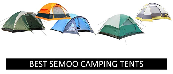 Best Semoo Camping Tents 2018