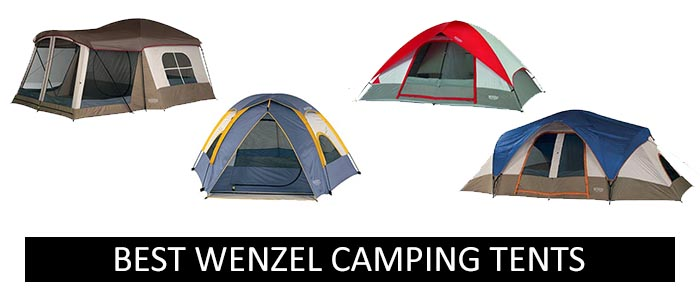 Best Wenzel camping tent