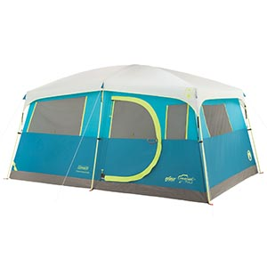 Coleman Tenaya Lake Camping Tent Review