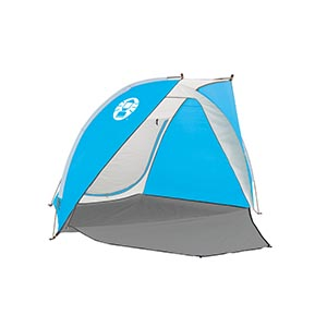 Coleman DayTripper Beach Shade Camping Tent Review