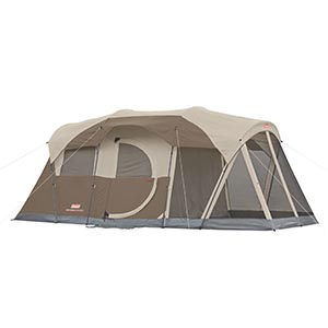 Coleman WeatherMaster Screened Tent review