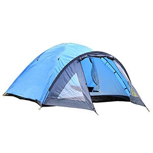 Semoo D-Shape Door, 3-4 Person Camping Tent review