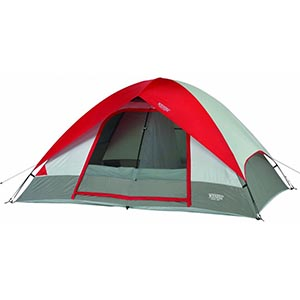 Wenzel Pine Ridge Tent – 5 Person Review